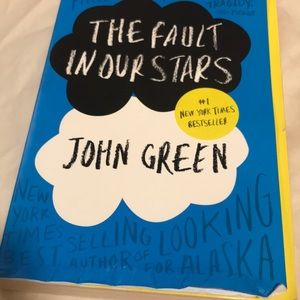 Best seller John Green book